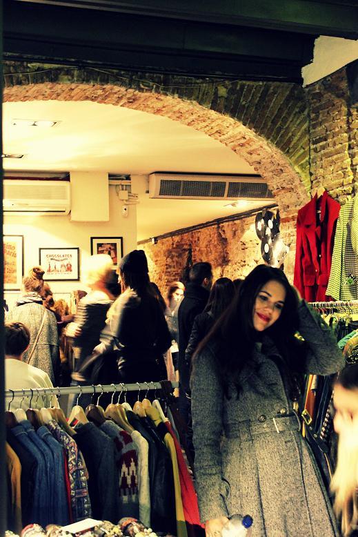 mercadillo vintage flea market
