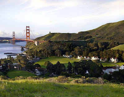 Murray Circle at Cavallo Point Lodge Sausalito