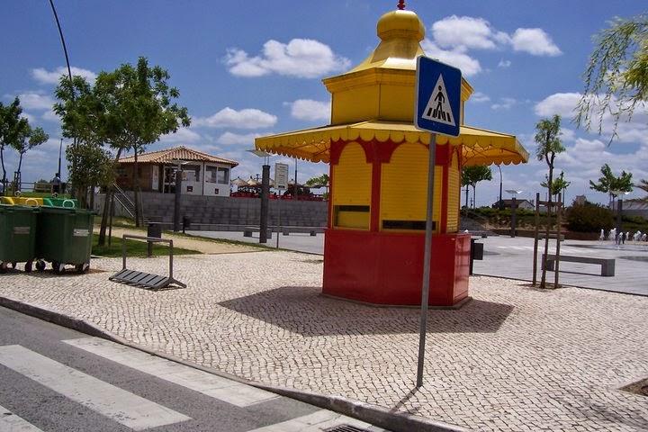 Kioske Amarelo de Coruche