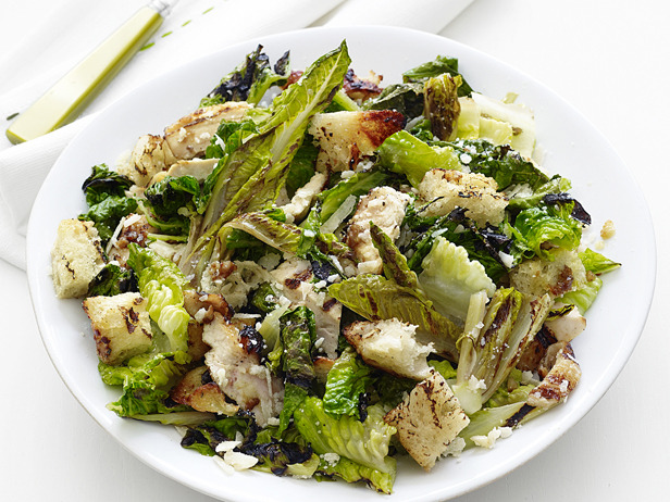 ... grilling recipes invites you to try grilled chicken caesar salad