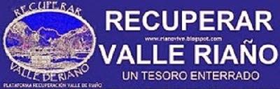 Plataforma por la recuperación del Valle de Riaño