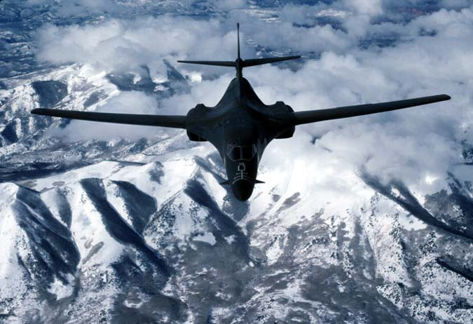 B-1B Lancer Intercontinental Bomber