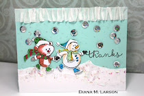 "DL.ART CHALLENGE #196 ""WINTER"" Challenge"