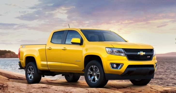 2015 Chevy Colorado Horsepower & Specifications
