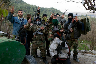 US Treasury: Al Qaeda Runs Syrian Rebellion FSA