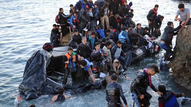 Αποζημίωση στους αλιείς τουρκομογγολους που έσωσαν χιλιάδες «πρόφυγες» απο χώρες που δεν εχουν καν πόλεμο  ζητά ο δήμαρχος Λέσβου Σπύρος Γαληνός