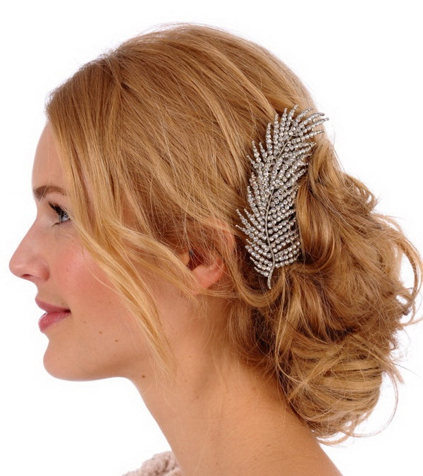 2014 Wedding Hairstyles Half-Up