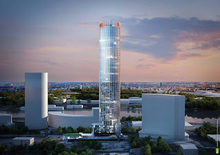 New Iset tower project
