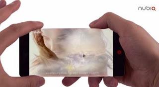 smartpone Nubia, ZTE Nubia Z9 borderless Smartphone