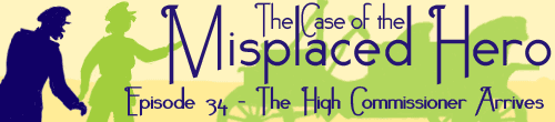 The Case of the Misplaced Hero 34