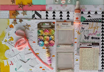 February Scrapbook Kit