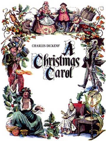 Author Chad Schimke : A Christmas Carol by Charles Dickens PIC