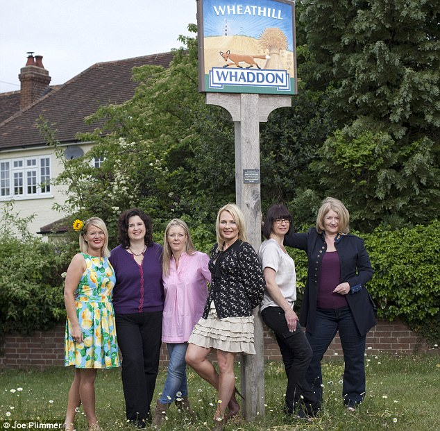 British Village Ladies - Page 17