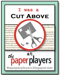 Paper Players July 2014