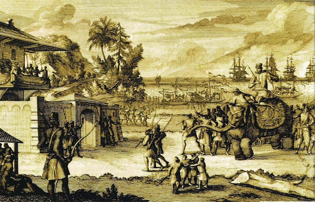 Jakarta - Banjir Semenjak Pemerintahan Belanda