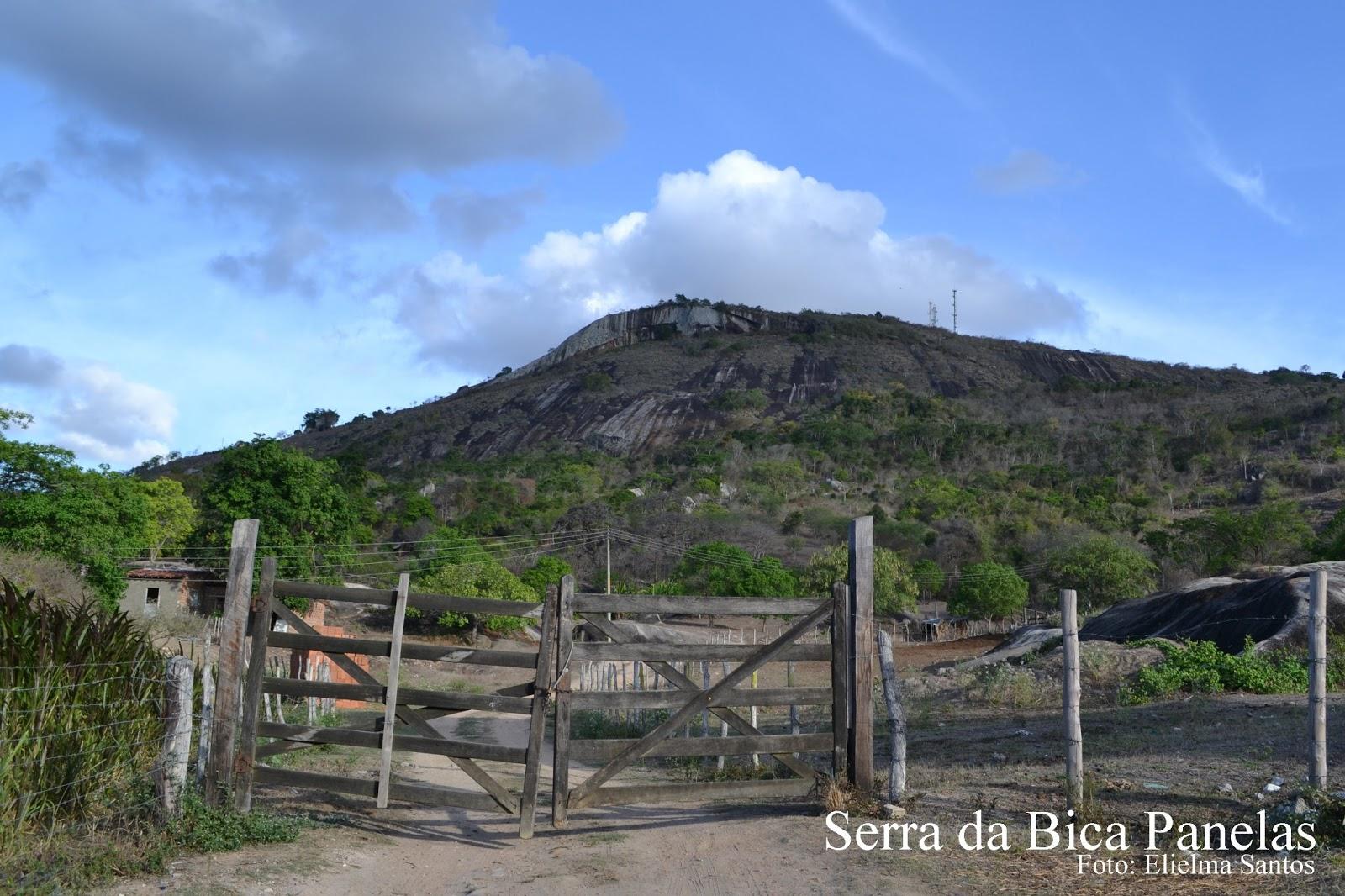 Governo prometeu iniciar o reflorestamento da Serra da Bica em Panelas-PE