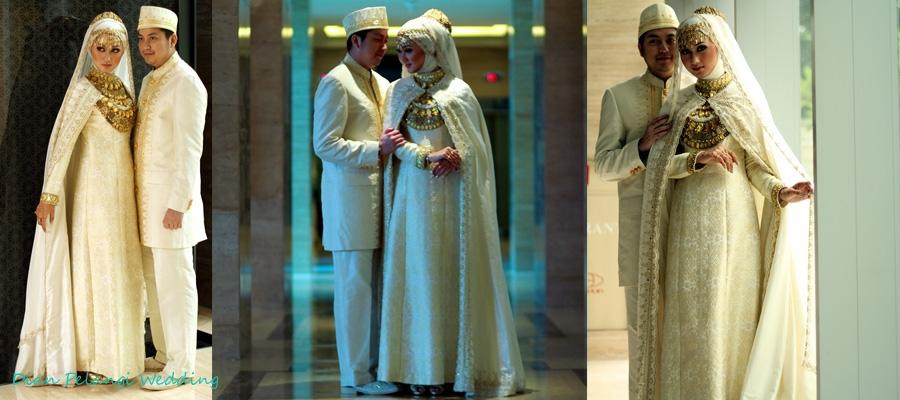 Pilihan Baju Pengantin Untuk Wanita Berhijab - Hijab dan DSLR