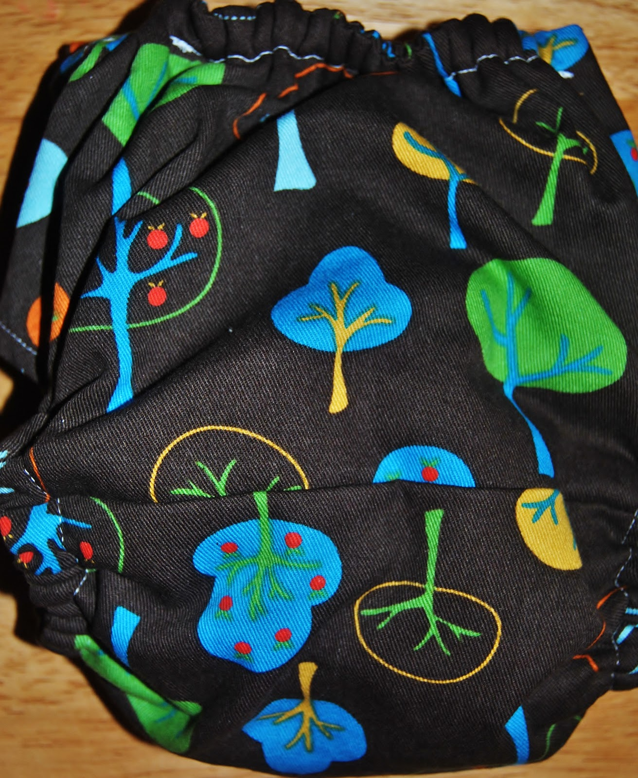 Greenchild Creations New Cloth Diaper Design Review We