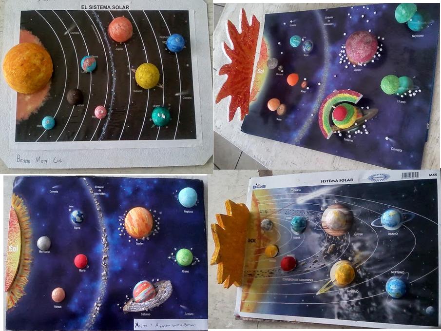 Proyecto Del Sistema Solar