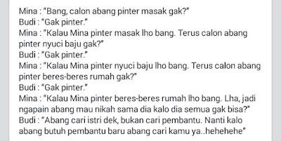 Budi dan Mina