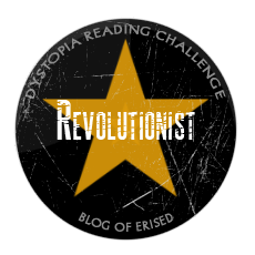 2013 Dystopia Reading Challenge Badge