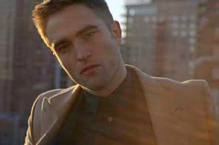 Still of Robert Pattinson from a Dior advert