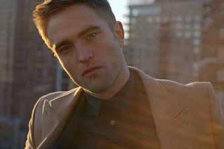 Still of Robert Pattinson from a Dior advert