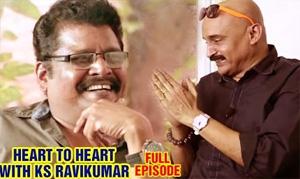 Heart to Heart with KS Ravikumar | Bosskey TV