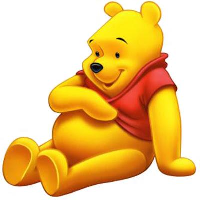 Winnie the Pooh Honey Bear