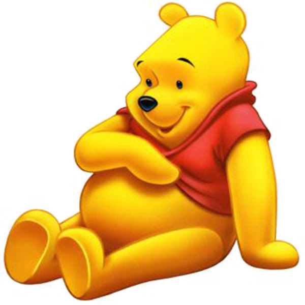 Disney Winnie the Pooh Characters
