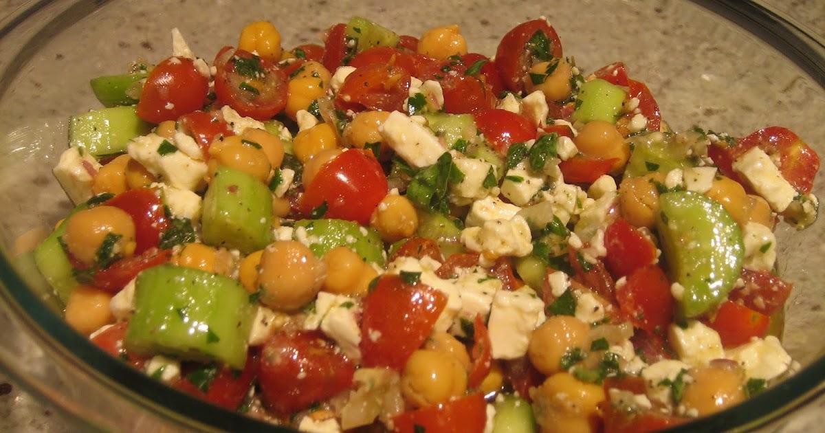 Tupelo Honey: Tasty Tuesday--Middle Eastern Vegetable Salad
