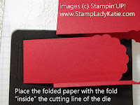 How to Cut the Book Mark with the Two Tags Die