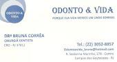 Odonto & Vida - Drª Bruna Côrrea