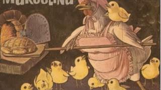 La Gallina Marcelina, una Historia para el Cambio de Historia