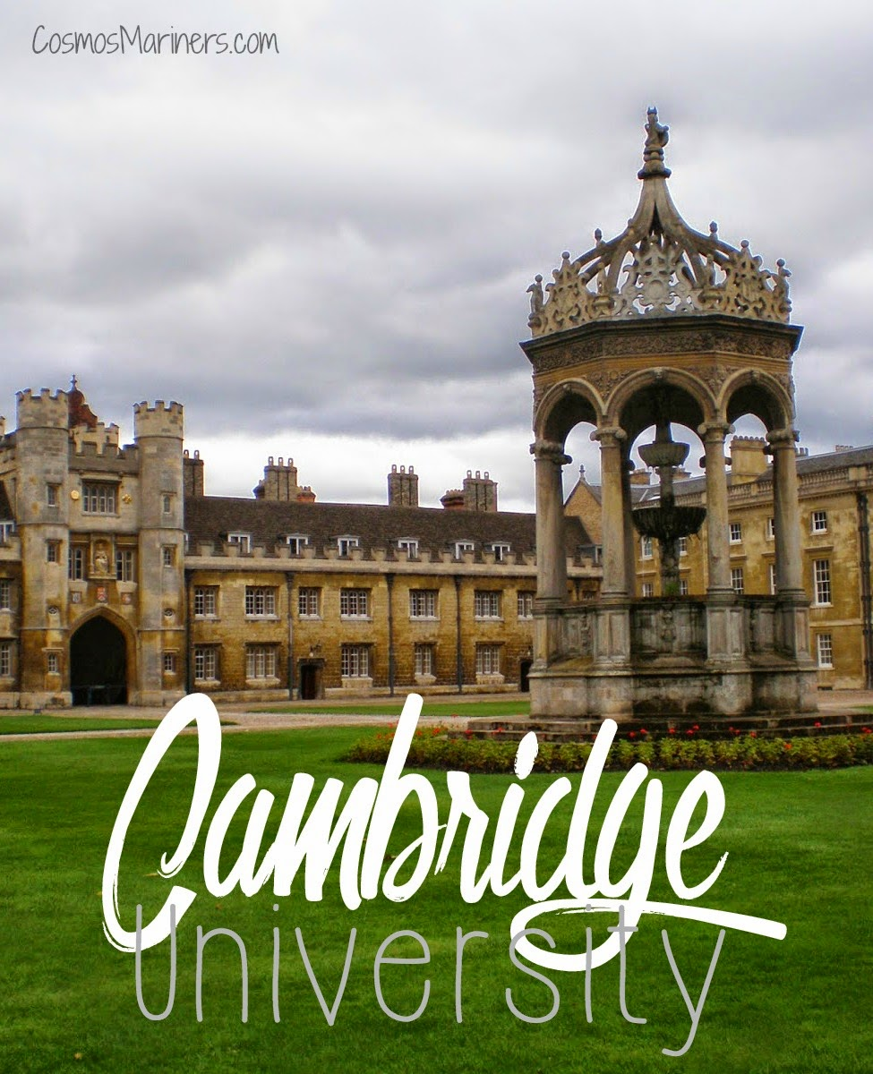 Cambridge University | CosmosMariners.com
