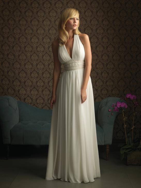 Incredible Ivory Halter Wedding Dress 546 x 728 · 239 kB · jpeg