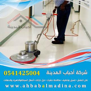 شركة نظافة وصيانة عامة للشق والقصور والعمائر 0541425004