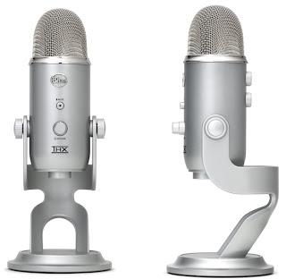 Blue Yeti Condenser Microphone