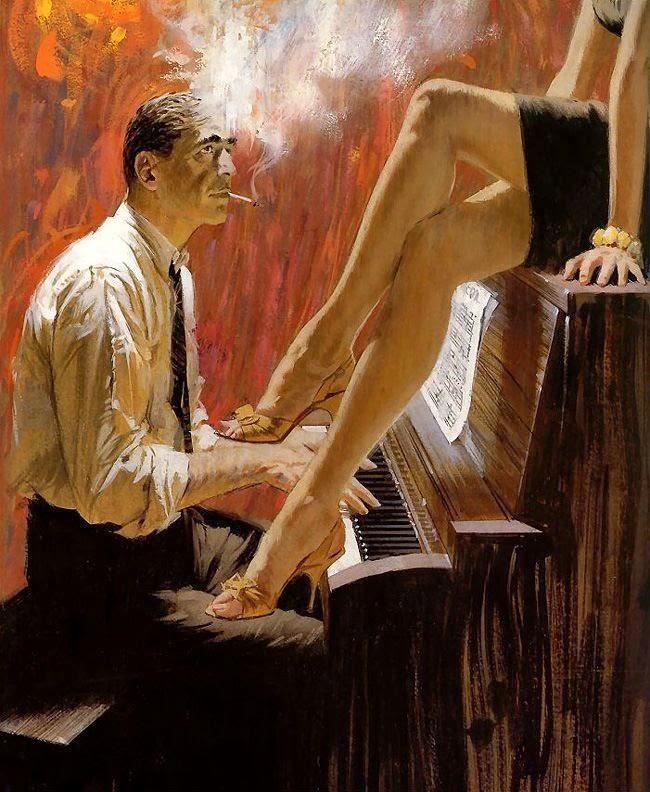 ARTISTA: FABIAN PEREZ