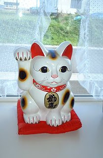 Maneki Neko - The Beckoning Cat