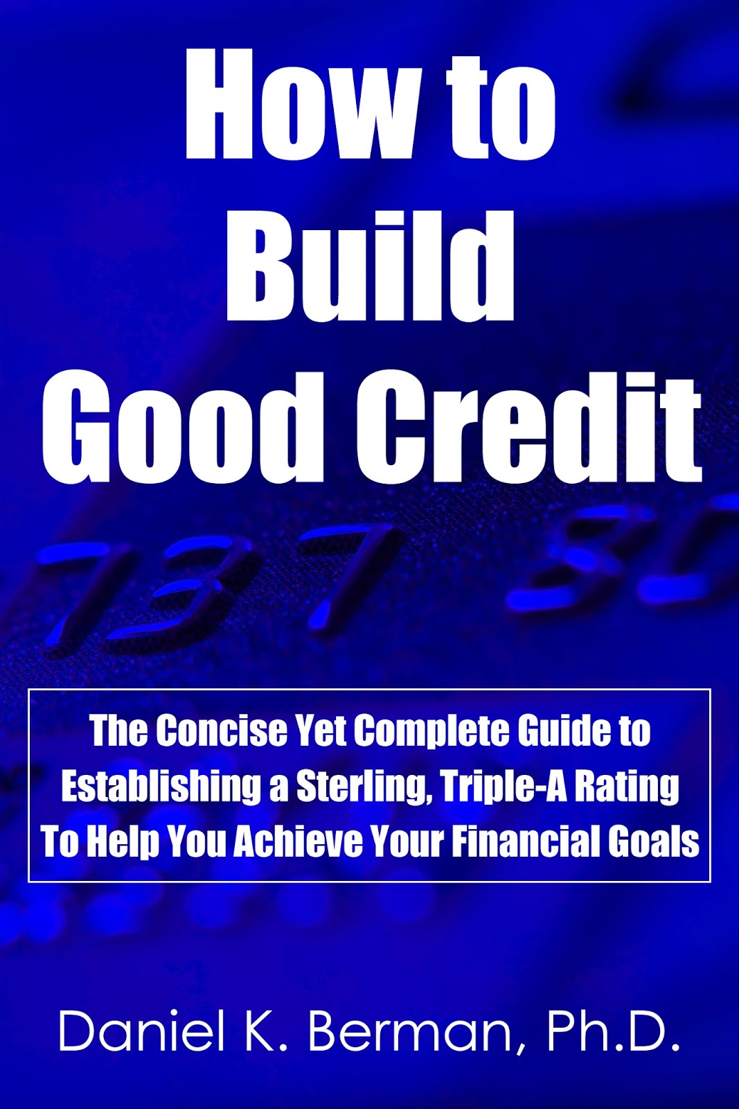 how to build a good credit rating
