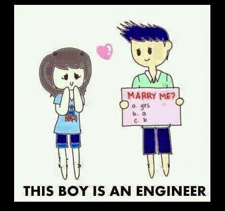 This boy is an engineer