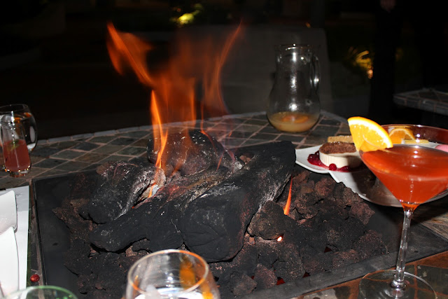 S'mores at Aragosta, Boston, Mass.