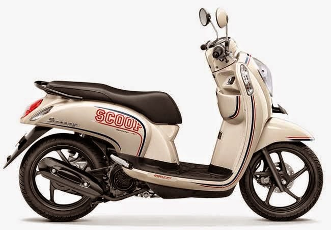 Specifications Price Honda Scoopy FI Capital Cream