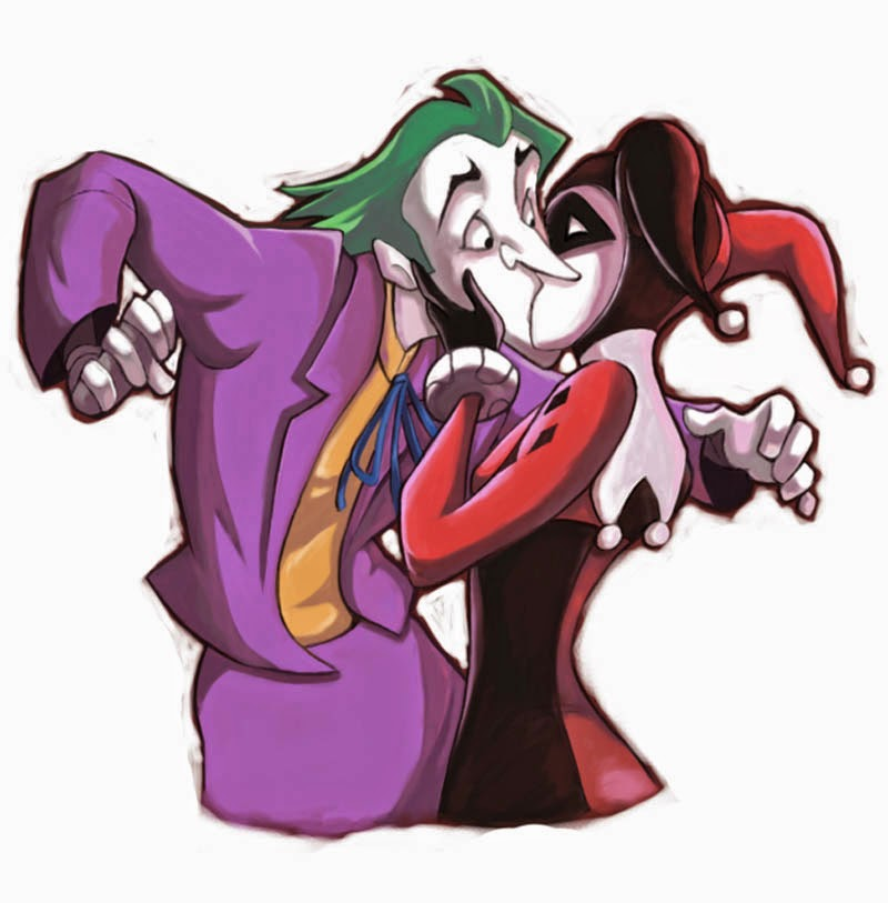 Harley quinn besa al joker en nuevas fotos del set de for Fotos de harley quinn
