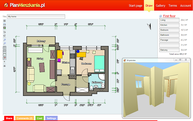 Floor plan music city center floor plan live Best floor plan creator