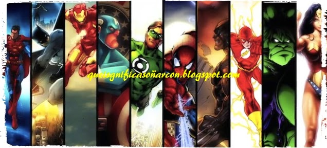 por que soñamos con superheroes