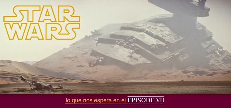 Star Wars 7 destructor caido