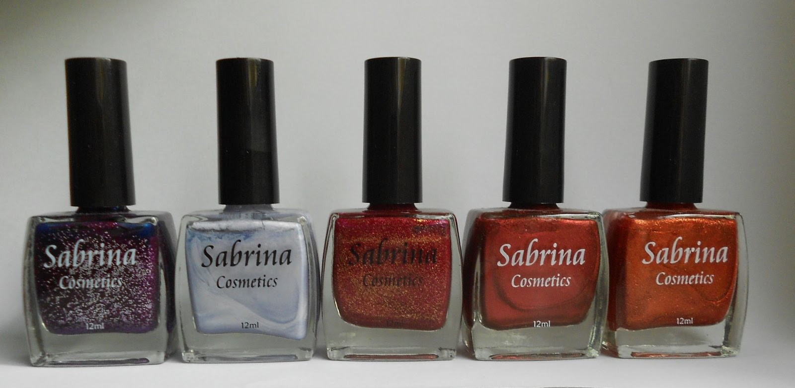 Nagellacke Sabrina Cosmetics