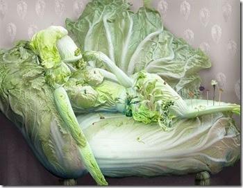seni ukir buah dan sayuran